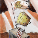 cheese stands alone!1psd